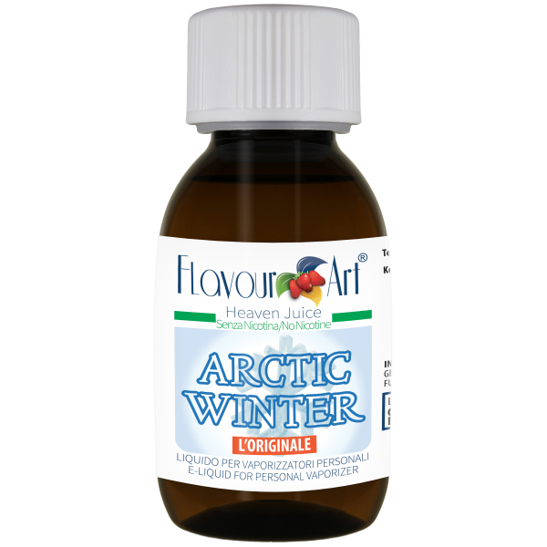 Flavourart ARCTIC WINTER lichid 100ml fara nicotina