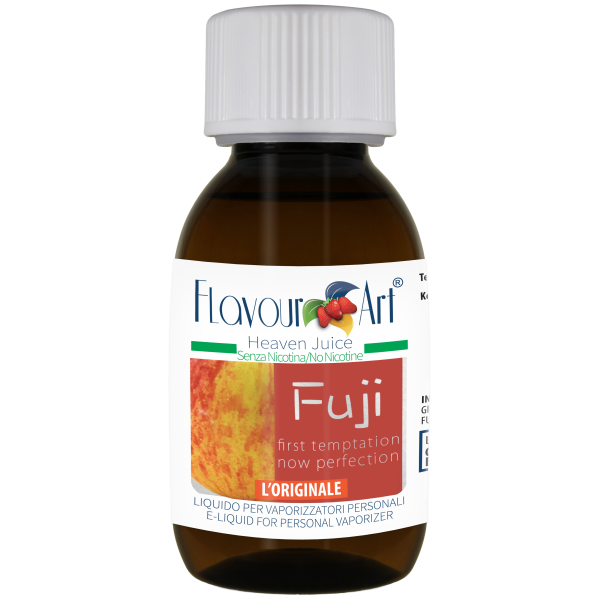 Flavourart Fuji (Mela Fuji ) lichid 100ml fara nicotina