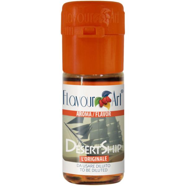 Tobacco flavor Desert ship blend