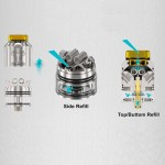 Din categoria reparabile - Thunderhead Creations Tauren BF RDTA