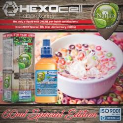 Hexocell 60 ml fara nicotina 70 VG 30PG