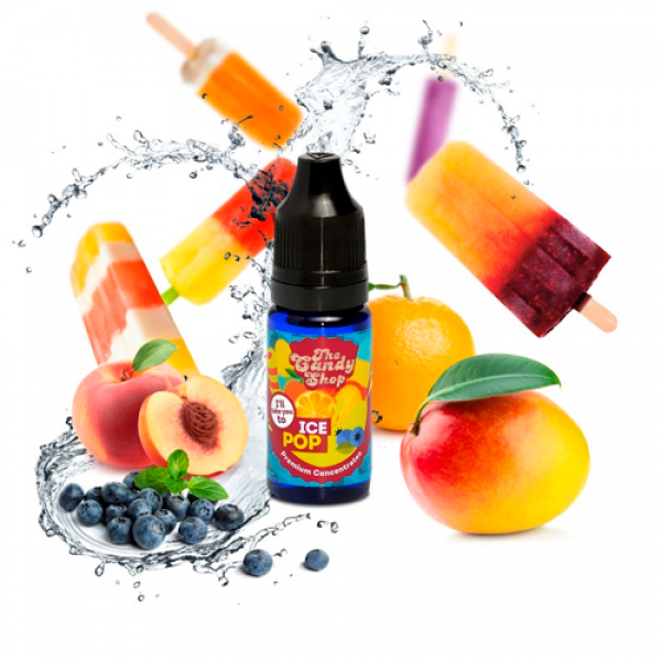 AROMA THE CANDY SHOP ICE POP BIGMOUTH 10ML