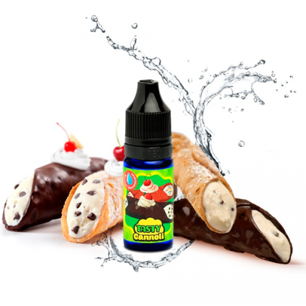 Din categoria Big Mouth - 30 ml - Aroma TASTY CANNOLI - Big Mouth