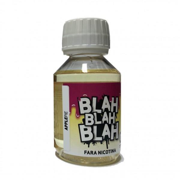 Apple Pie - Lichid Blah - 100 ml fara nicotina 60 VG 40 PG