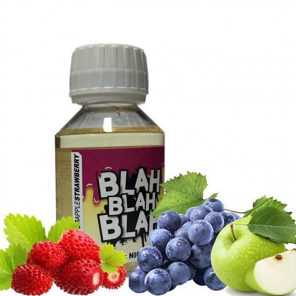 Grapes+Apple+Strawberry - Lichid Blah - 100 ml fara nicotina 70 VG 30 PG