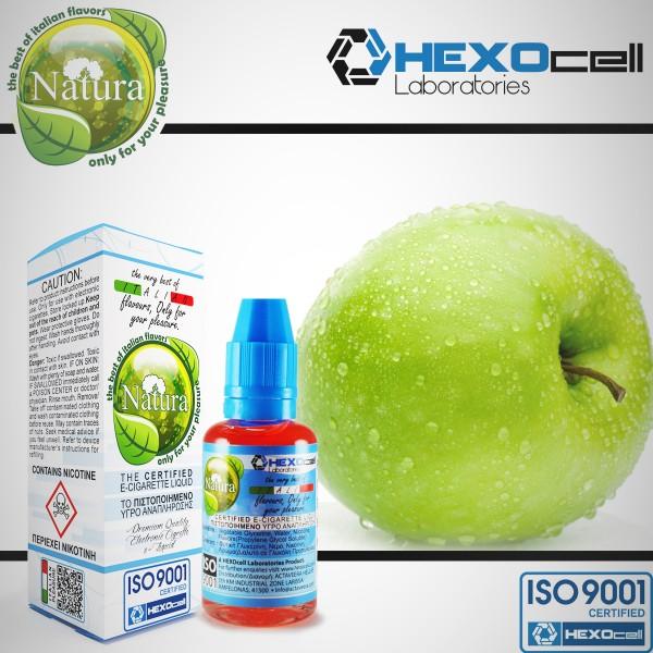 Din categoria Hexocell 30 ml - Green Apple - Natura Hexocell 0 mg /ml 30 ml