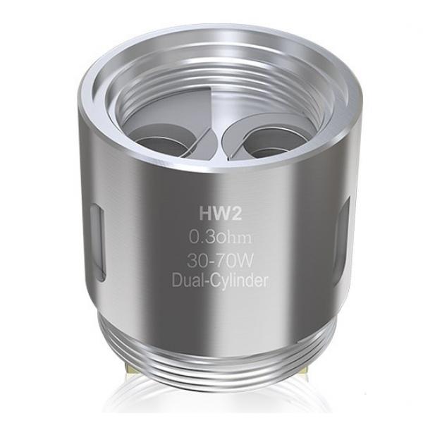 rezistenta HW2 Dual-Cylinder 0.3 ohms (Next Gen kit)