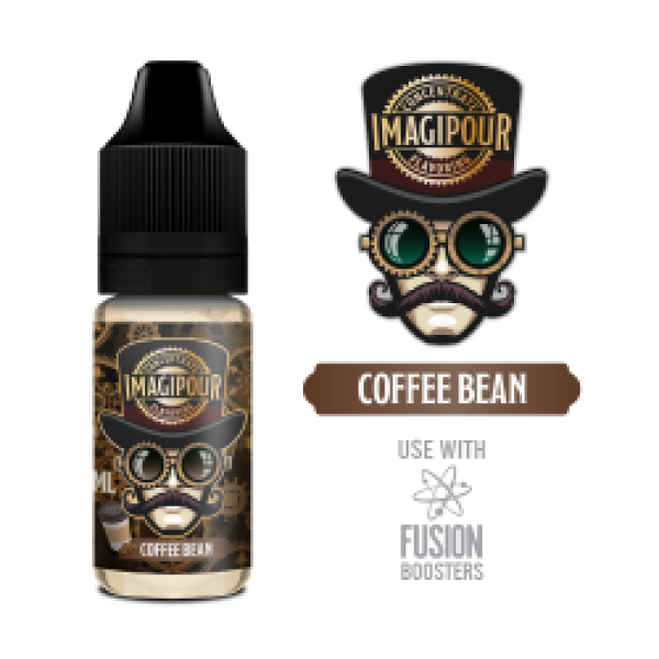 Coffee Bean aroma 10 ml Imagipour by Halo