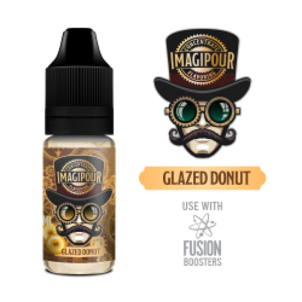 Glazed Donut aroma 10 ml Imagipour by Halo