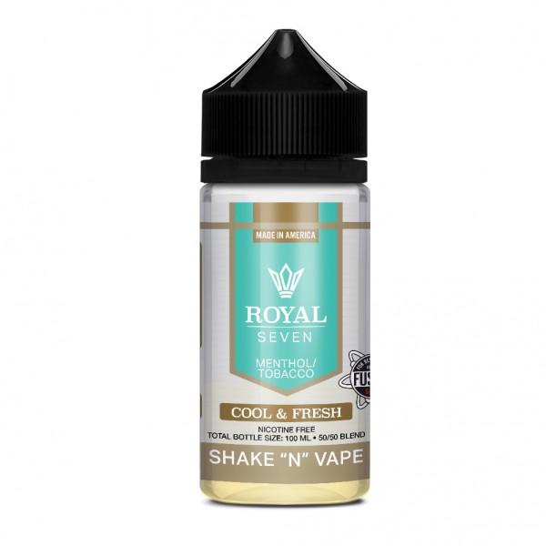 Din categoria Halo made ih USA - ROYAL SEVEN Cool and Fresh lichid Halo 50 ml fara nicotina