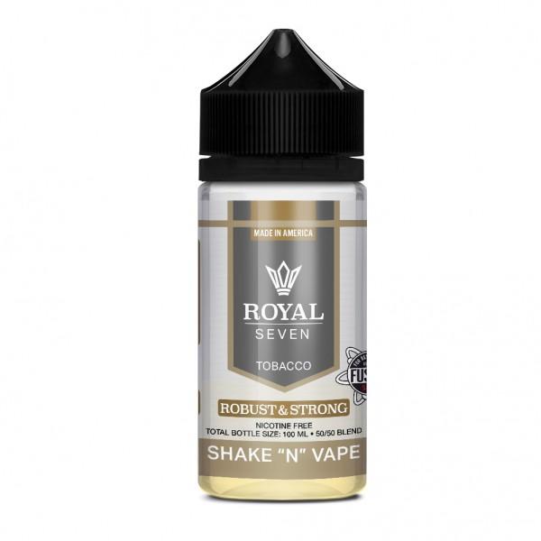 Din categoria Halo made ih USA - ROYAL SEVEN TOBACCO robust and strong lichid Halo 50 ml fara nicotina
