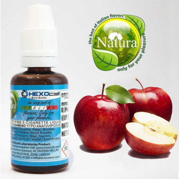 Passion Apple Vision - Hexocell 0 mg /ml 30 ml