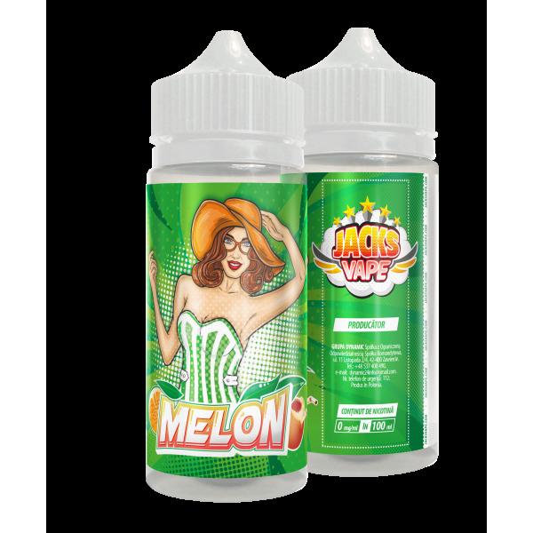 Jacks Vape Melon 100ml - fara nicotina