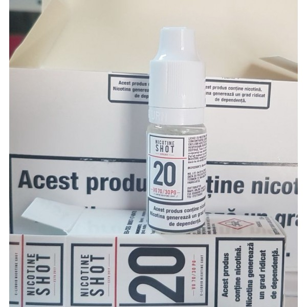 (P)nicshot 20 mg/ml - 10 ml 70VG 30PG