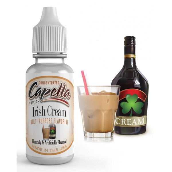 Din categoria Capella - Capella Flavors Irish Cream - 13ml