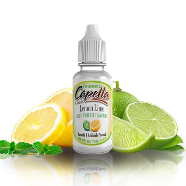 Din categoria Capella - Capella Flavors Lemon Lime 13ML