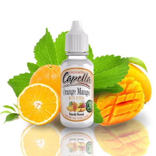 Capella Flavors Orange Mango w stevia13ML