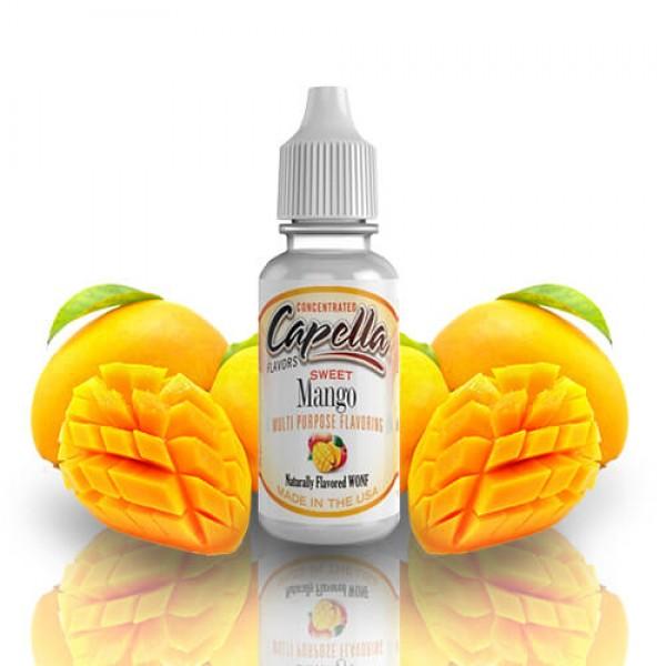 Capella Flavors Sweet Mango 13ML