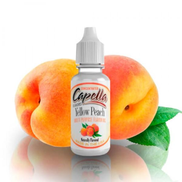 Din categoria Arome Capella - Capella Flavors Yellow Peach 13ML