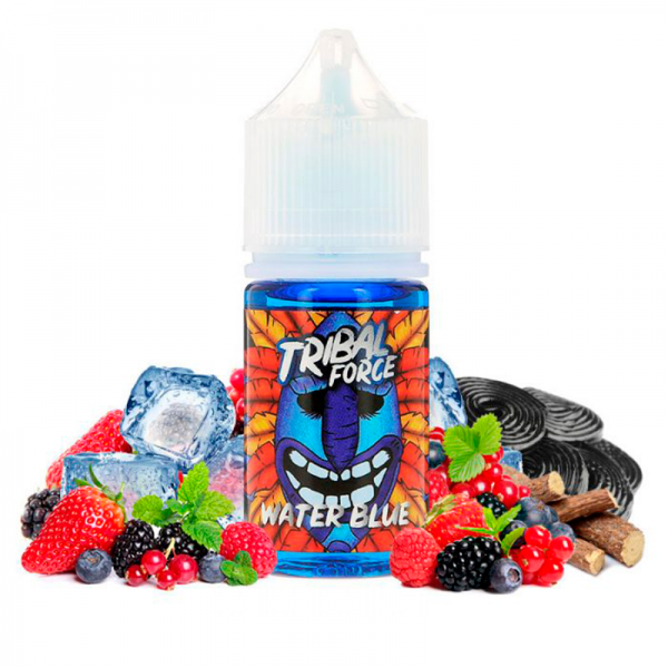 Aroma Tribal Force Water Blue 10 ml