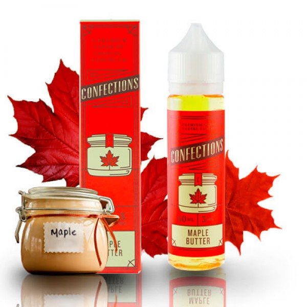 COASTAL CLOUDS MAPLE BUTTER 00MG 50ML
