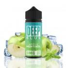 Deep Blue Apple Menthol 100ml fara nicotina