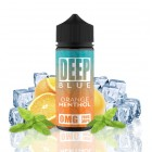 Deep Blue Orange Menthol 100ml fara nicotina