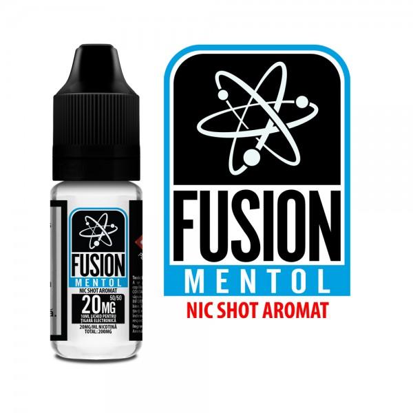 Din categoria nicshot - nicshot menthol fusion 20 mg/ml