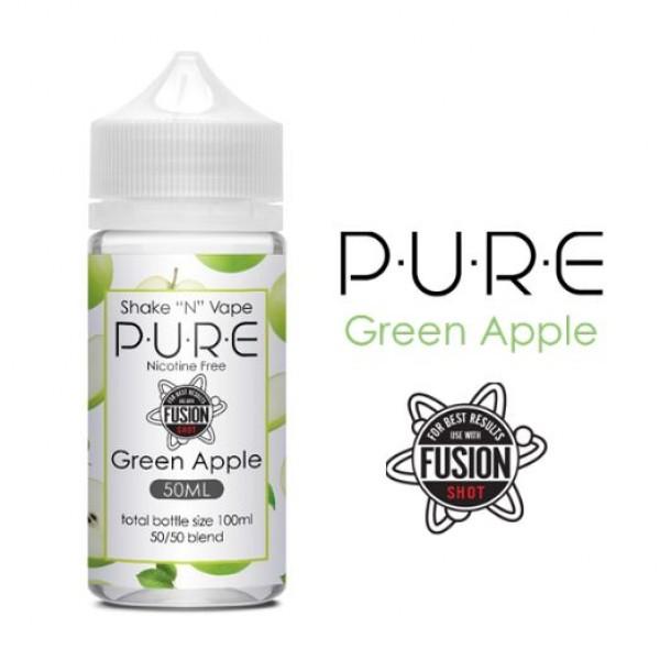 Pure Green Apple by Halo 50 ml fara nicotina