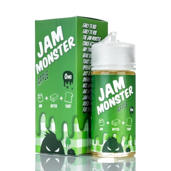 Din categoria - JAM MONSTER APPLE 00MG 100ML