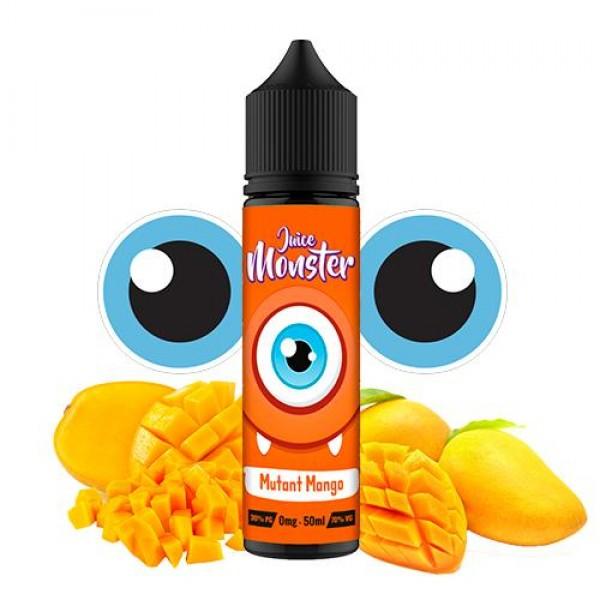 Din categoria Juice Monster - Juice Monster Mutant Mango 50ml fara nicotina