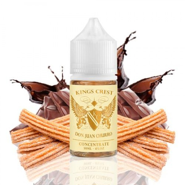 Kings Crest Aroma Don Juan Churro 30ml