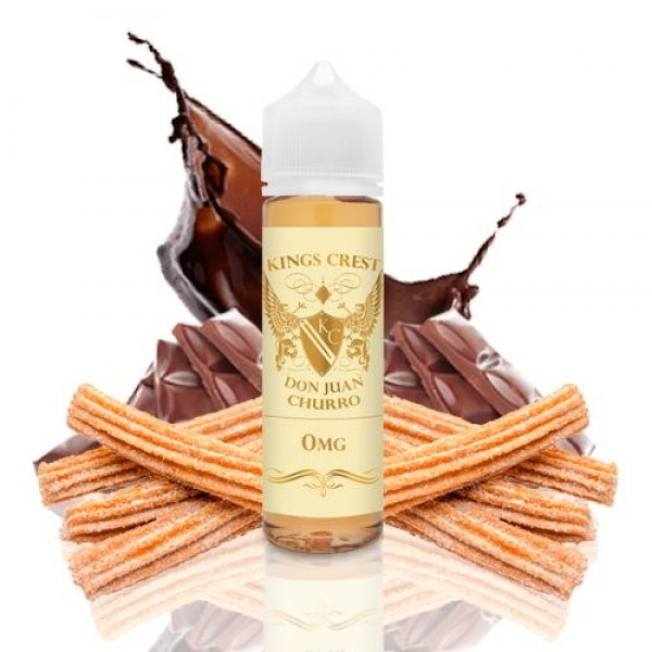 Kings Crest Don Juan Churro 50ml