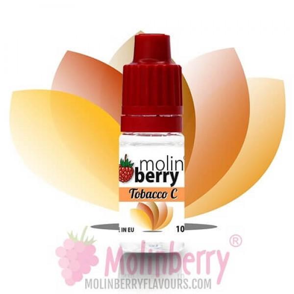 Din categoria MOLIN BERRY - Molin Berry Tobacco C Flavour 10ML