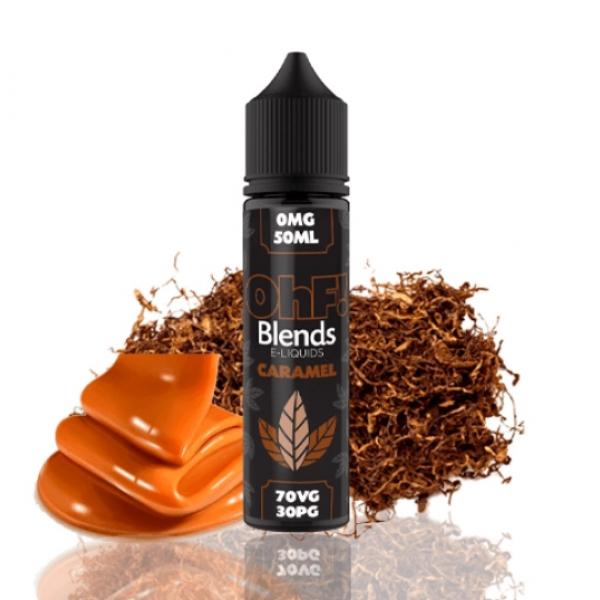 OHF Blends Caramel 50ml fara nicotina