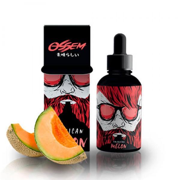 Ossem Juice American Melon (shortfill) 50 ml fara nicotina