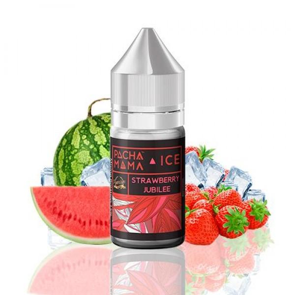 Pachamama Ice Aroma Strawberry Jubilee 30ml