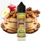 Pancake Factory Apple and Cinnamon 50ml 0mg