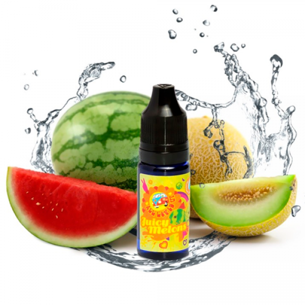 Aroma ALL LOVED UP JUICY MELONS Big Mouth - 10 ml