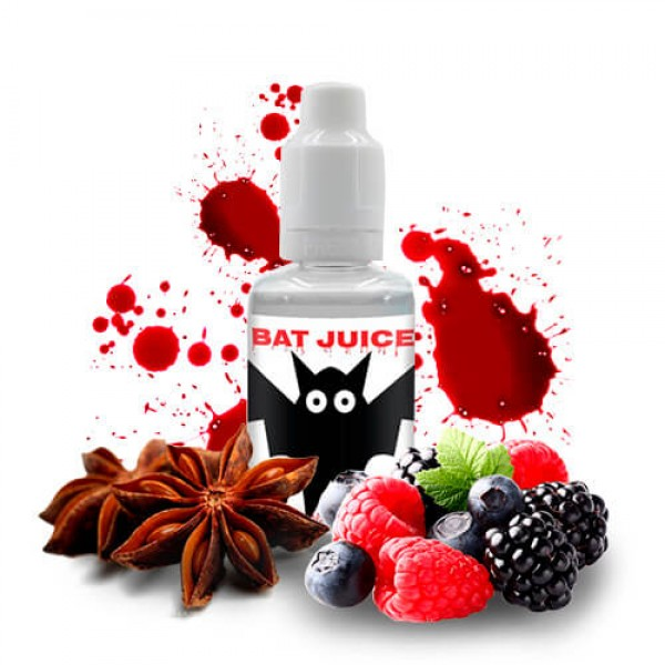 Din categoria Arome Vampire Vape - 30 ml Aroma Bat Juice Vampire Vape