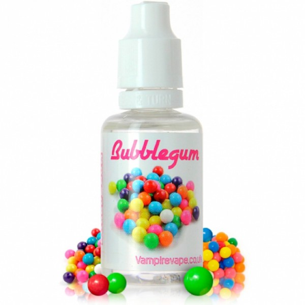 Din categoria Vampire Vape - 30 ml Aroma Bubblegum Vampire Vape
