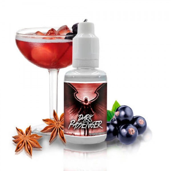 Din categoria Arome Vampire Vape - 30 ml Aroma Dark Passengers Vampire Vape