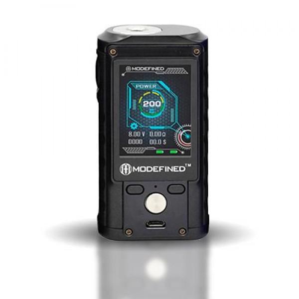 Din categoria moduri electronice - Modefined Draco 200w TC Box Mod