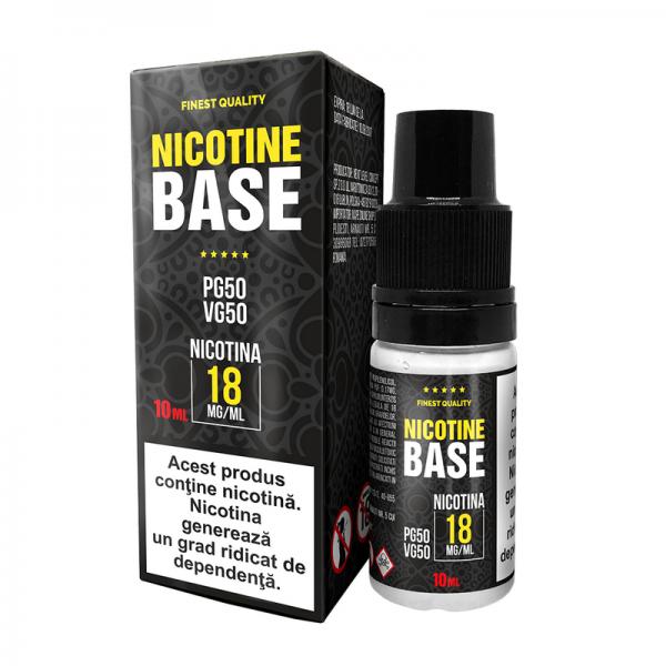 nicshot  18 mg/ml - 10 ml