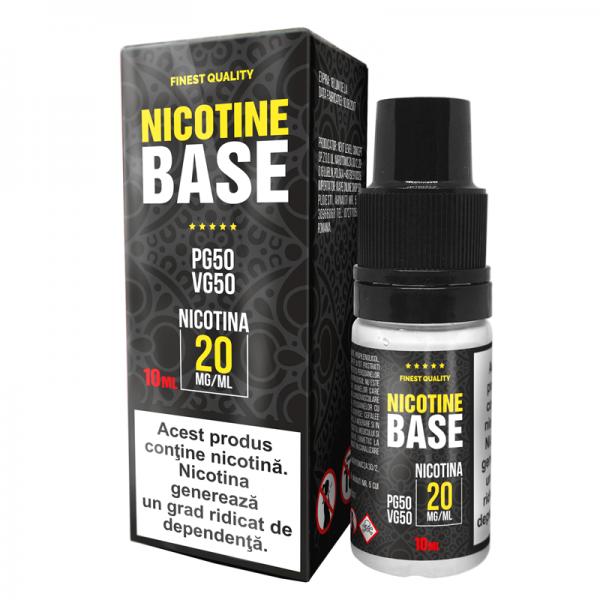 nicshot 20 mg/ml - 10 ml