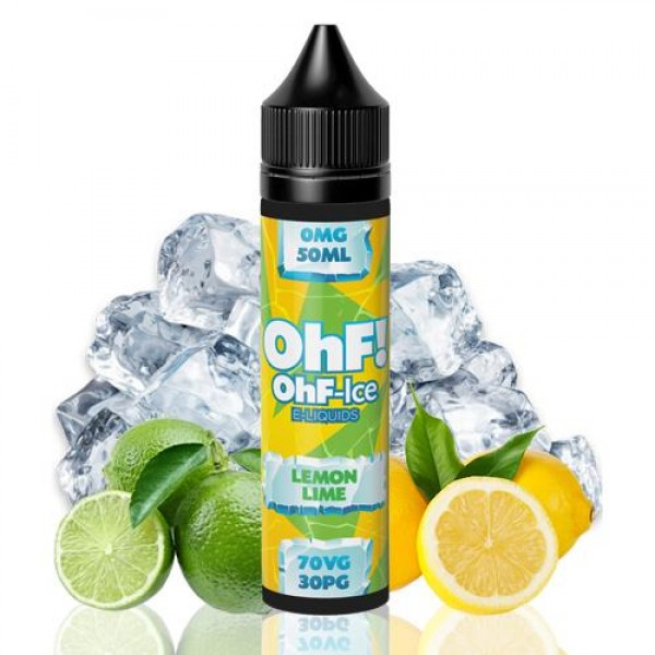 OHF Ice Lemon Lime 50ml fara nicotina