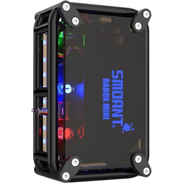 Din categoria moduri electronice - Smoant Rabox Mini Mod 120W 3300mAh