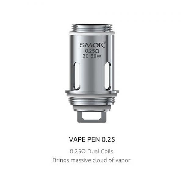 rezistenta rezerva Vape Pen 22 - 0.25 ohmi