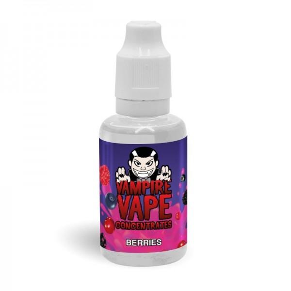 Din categoria Vampire Vape - 30 ml Aroma Berries Vampire Vape