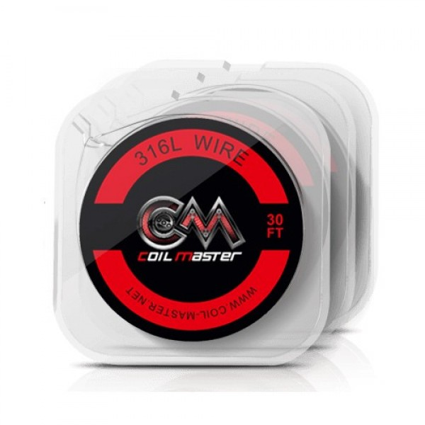 CoilMaster 316L wire - 24 - 30FT